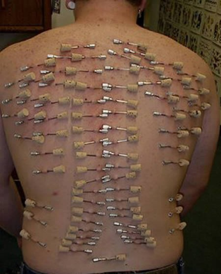 Most Extreme Body Piercings 07