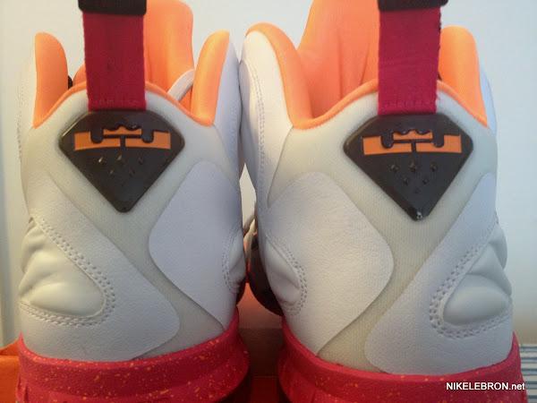 PE Spotlight Nike LeBron 9 Floridians HWC Player Exclusive