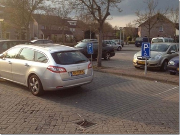 Imagens do trãnsito na Holanda (16)