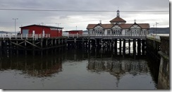 dunoon old pier