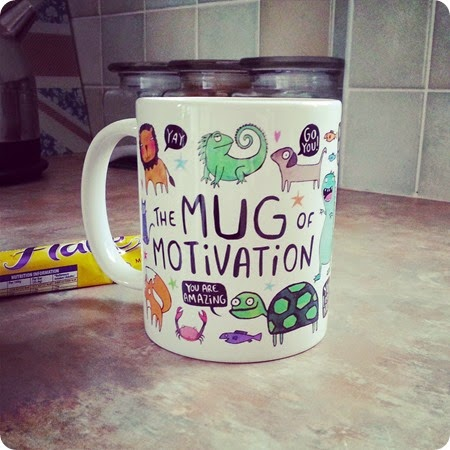 mug of motivation