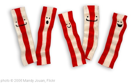 'bacon' photo (c) 2006, Mandy Jouan - license: http://creativecommons.org/licenses/by-nd/2.0/