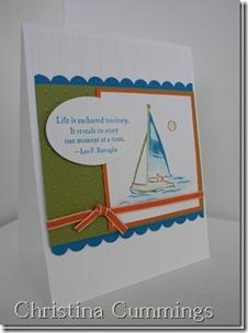 Christina's 4-14 card