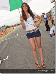 Paddock Girls Gran Premi Aperol de Catalunya  03 June  2012 Circuit de Catalunya  Catalunya (1)