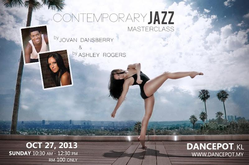 Contemporary Jazz Masterclass KL Malaysia