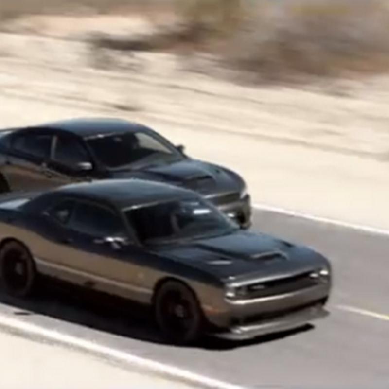 La competencia de los hermanos Dodge