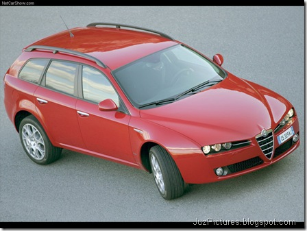 Alfa Romeo 159 Sportwagon (2006)9