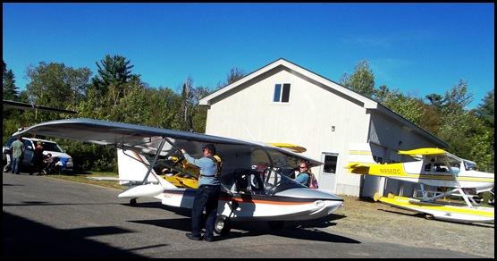 Seaplane fly in 062