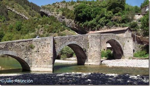 Puente de Burgui