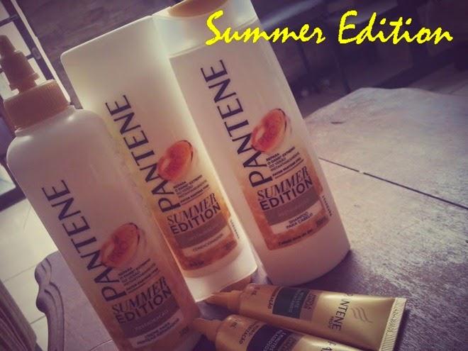 pantene summer edition