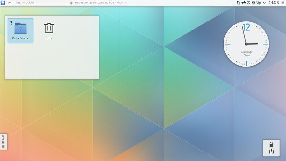 KDE Plasma Next in Kubuntu