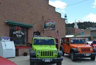 Jeep rentals