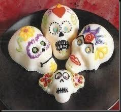 Muertos cakes