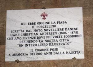 In_memoria_di_H.C.Andersen Loggia_del_porcellino