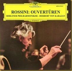 Rossini Oberturas Karajan DG