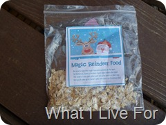 Magic Reindeer Food @ whatilivefor.net