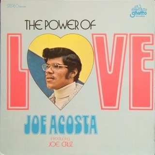Joe acosta power of love front JPG