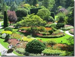 Butchart Gardens 29