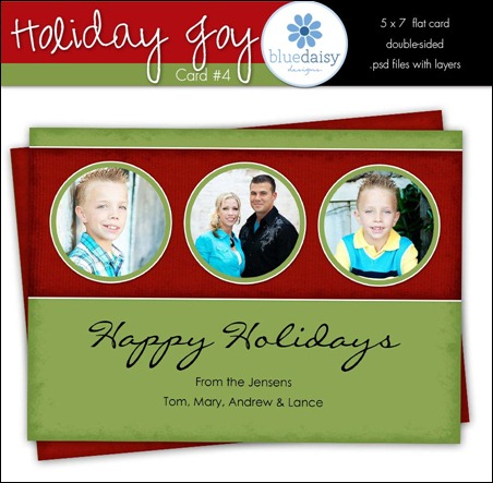 Holiday Joy Card4