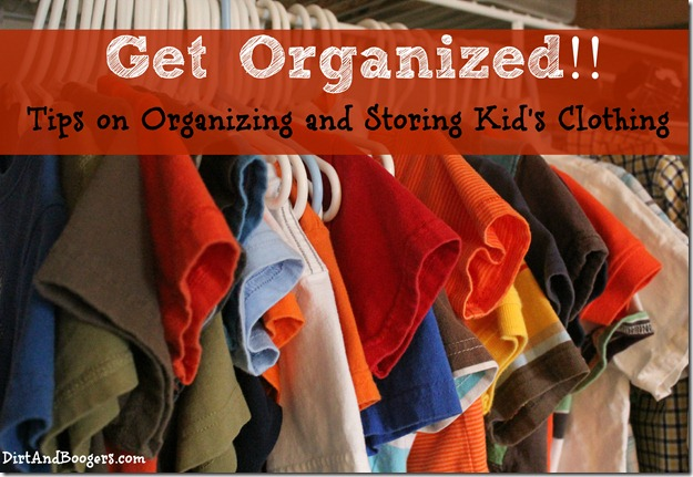 organizing, kids, clothing, children