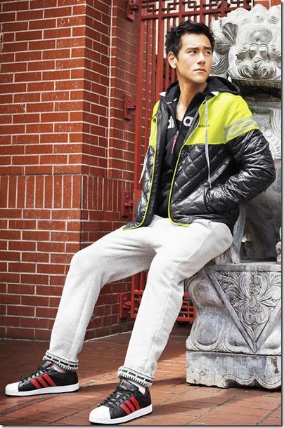 adidas Neo Label 2013 X Eddie Peng 彭于晏 08