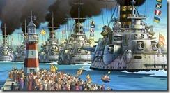 Howls Moving Castle Battleships