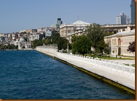 Istanbul, Dolmabache