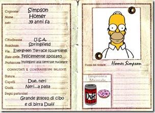 carta_identita_homer_simpson