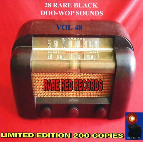Rare Black Doo-Wop Sounds Vol. 48 - 29 - Front