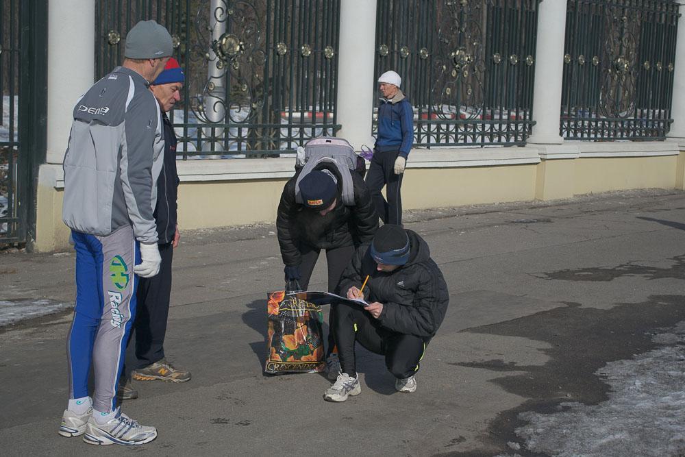 Фото 1-56. Пробег в честь Дня Защитника Отечества 23 февраля 2013