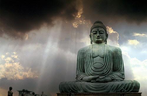 buddha from bodhgaya