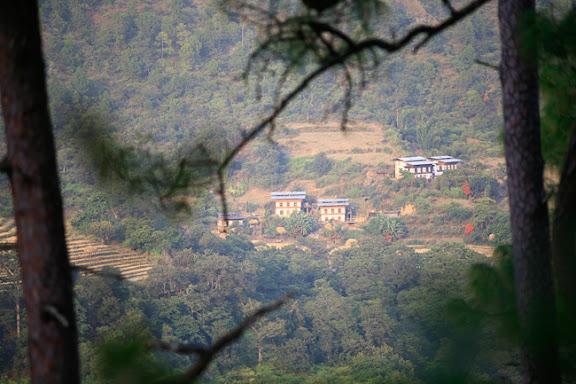 The hidden village of Rukha, Bhutan