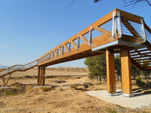puente madera acero (2)