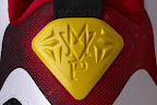 nike lebron 9 pe mvp 1 10 Unreleased Nike LeBron 9 MVP   Black Midsole Sample