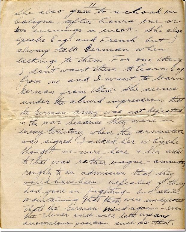 1 June 1919 11