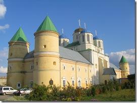 Межиріч, монастир