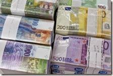 La Svizzera dice addio al tetto all'euro