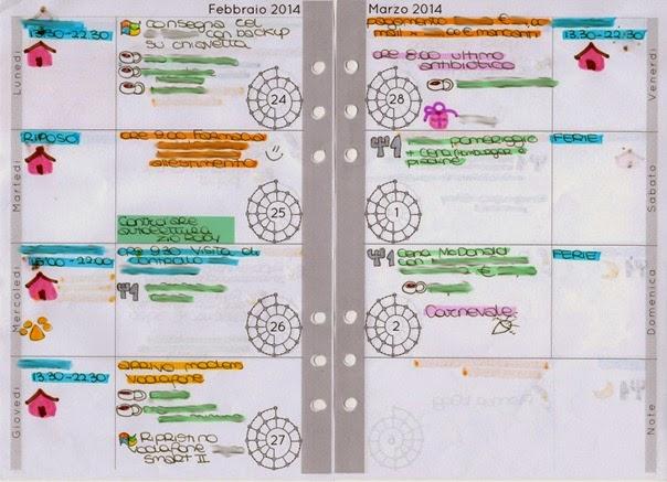 planner A5 esempio 1