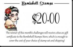 Bombshell-$20