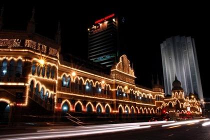 Kuala Lumpur Railway Station 001