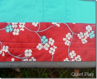 Seaside Cottage fabric