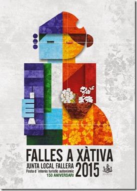 FALLES XATIVA 2015