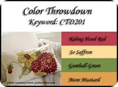 ColorThrowdown 201