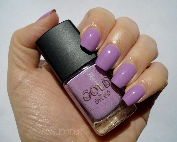 03-gold-by-giles-nail-polish-lavender-review