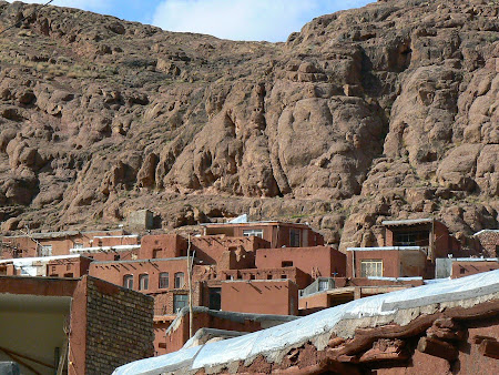Abyaneh: the village