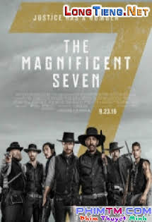 Bảy Tay Súng Oai Hùng - The Magnificent Seven Tập 1080p Full HD