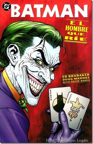2012-05-20 - Batman - El hombre que rie