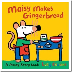 gingerbread maisy