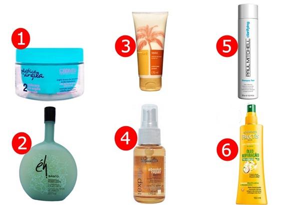 produtos cabelo 1