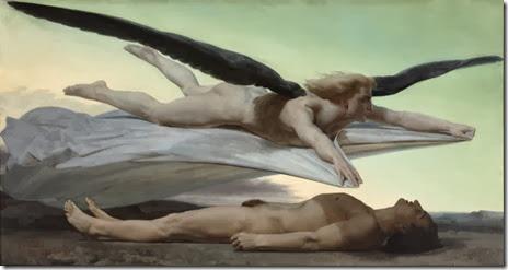 Adolphe William Bouguereau - Égalité devant la mort